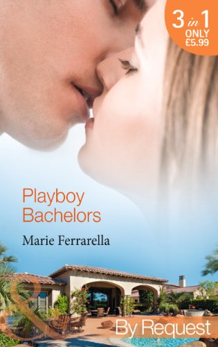 book cover of Playboy Bachelors