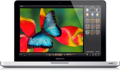 Apple MacBook Pro MD103D/A 39,1 cm (15,4 Zoll) Notebook (Intel Core i7 3615QM, 2,3GHz, 4GB RAM, 500GB HDD, NVIDIA GT 650M (512MB GDDR 5), Mac OS)