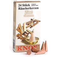 Unbekannt Sigro Knox Brenner Zimt Räucherkegel, braun, 30x 30x 30cm preisvergleich bei billige-tabletten.eu