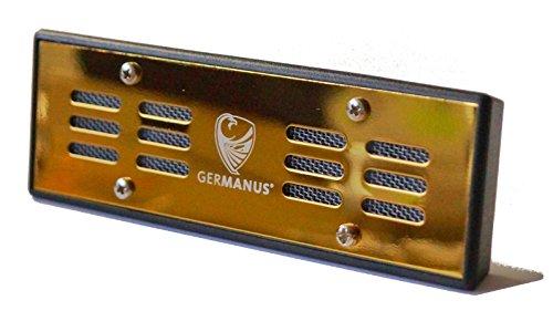 GERMANUS Humidor Befeuchter Kassette Gold - Befeuchter Kristall