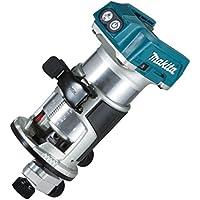 Makita drt50zjx2batería de fresadora Incluye 3Multifunción Module en Makpac, 800W, 18V
