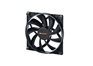 BEQuiet LU000025 Shadow Wings SW1 PWM CPU Cooler Fan - Black (B005OQN29Q) | Amazon price tracker / tracking, Amazon price history charts, Amazon price watches, Amazon price drop alerts