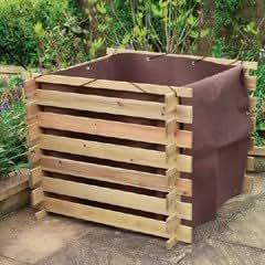 Flostream Ltd - Contenitore per compostaggio con rivestimento
