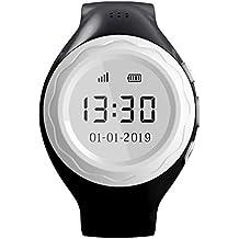 Pingonaut 2019 Edition - Reloj para Personas Mayores con aplicación de rastreador GPS, función de