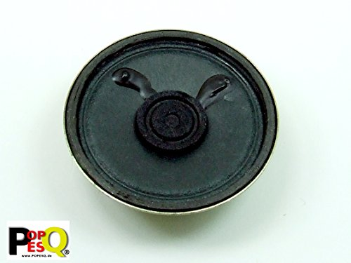 POPESQ® - Lautsprecher/Speaker Miniatur 50 mm 8 Ohm 0.5W Klingel, MCU. usw #A1852