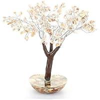 Große Chakra Heilung Edelstein Baum mit energetische Boden, Opal Rosa, Reiki, Kristalle, Geschenkidee preisvergleich bei billige-tabletten.eu