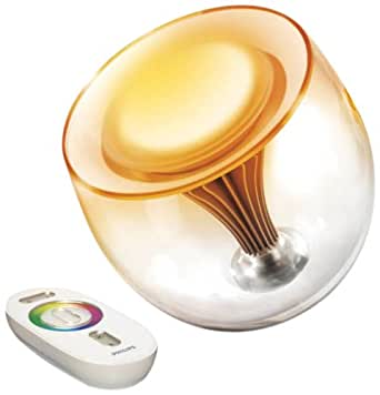 Philips LivingColors Colour Changing Mood Lamp, with Remote Control
