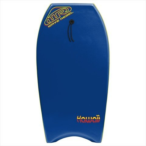 d9ec2cf6a83e Wave Rebel Hawaii Bodyboard 39 Inches by Wave Rebel