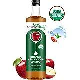 NourishVitals USDA Organic Apple Cider Vinegar (500ml)