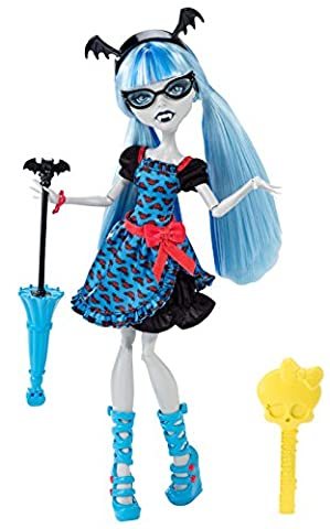 Monster High Freaky Fusion Ghoulia Yelps Poupée