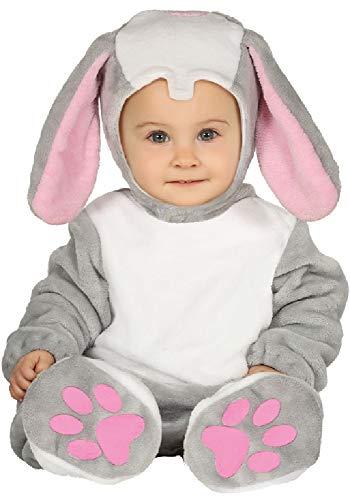 Fancy Me Kostüm für Babys, Mädchen, Jungen, Osterhasen, Weltenbuch (Osterhase Kostüm Mädchen)