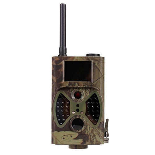 Hikenn HC-300M Trail Jagd Kamera Cam HD-Kamera Wildkamera mit integriertem 12MP Digital Game 2