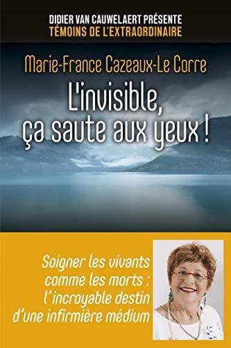 L'invisible, ça saute aux yeux ! par Marie-France CAZEAUX-LE CORRE