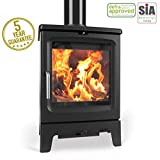 Peanut 5 Multifuel Woodburning Stove DEFRA Approved EcoDesign