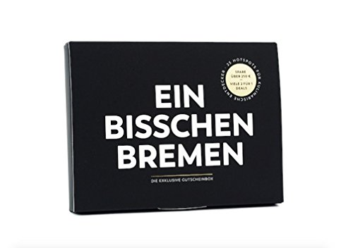 Gutscheinbox 2018 | Exklusive Gutscheine für Bremens leckerste Restaurants