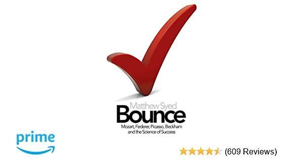 8f5bde1e3 Bounce: The Myth of Talent and the Power of Practice: Amazon.co.uk ...