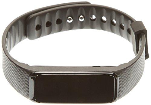 Striiv Fusion Aktivity Tracker & Smartwatch, Touchscreen, gehärtetes Ion-Glas, OLED-Display, 3 verschiedene Armbänder