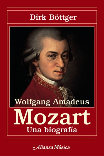 Wolfgang Amadeus Mozart (Alianza Música (Am))