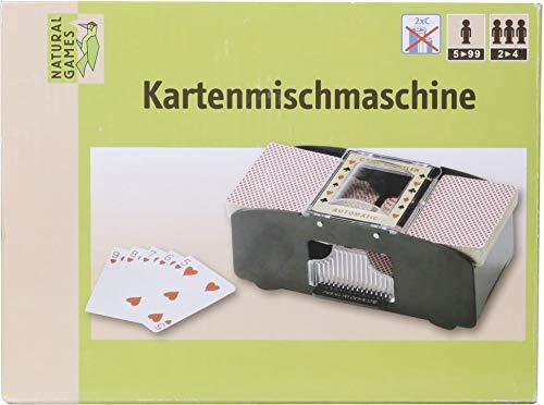 VEDES Großhandel GmbH - Ware 61096108 Natural Games Kartenmischmaschine elek, bunt - Großhandel Spielkarten