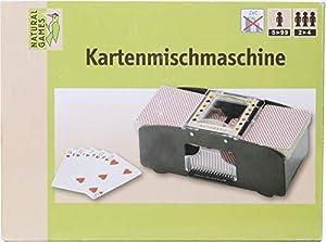 VEDES Großhandel GmbH - Ware 61096108Natural Games Tarjeta mischmaschine electrónico, Multicolor