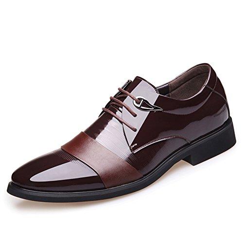 Automne Chaussures/Business anglais augmentation chaussures chaussures de cuir pour hommes à l'automne B