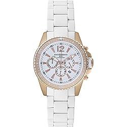 ROCCOBAROCCO Armbanduhr Chronograph Herren Sport Trendy Cod. rbs0018