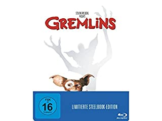 Gremlins 1+2 (Limited Steelbook Edition) Blu-ray