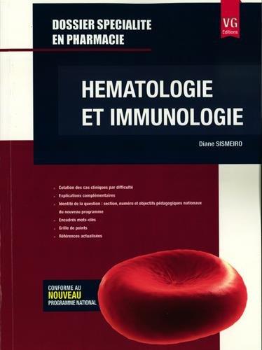 Hématologie et immunologie