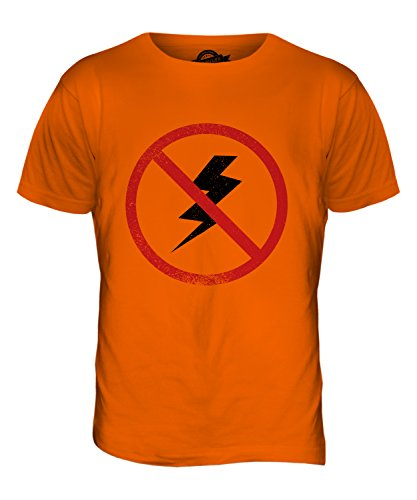 CandyMix Astraphobie Herren T Shirt Orange