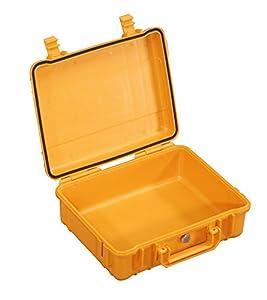 B&W International 1.2809/O Valise étanche pour Appareil Photo Anti-choc Type 10 vide Orange