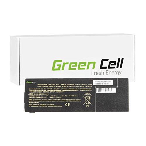 Green Cell® Akku für Notebook Sony VAIO SVS13112FXW (4.400mAh 11.1V schwarz)