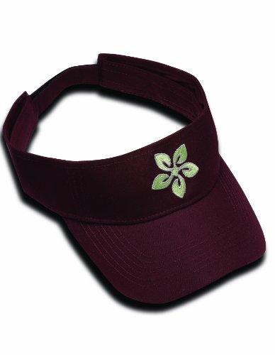 magid-te426t-terra-collection-womens-visor-burgundy