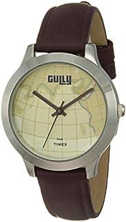 Gully by Timex Travel Analog Silver Dial Women's Watch-TWGYL