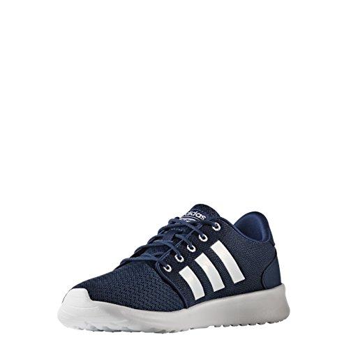 adidas Cloudfoam Qt Racer W, Sneaker Bas du Cou Femme Bleu (Azumis/ftwbla/narbri)