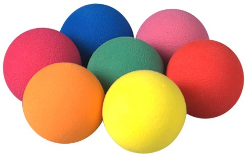 efco B00DRKZL2C (Rote Schaumstoff-ball)