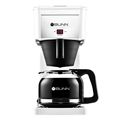 Bunn GRX-W Coffee Makers - Kaffeemaschinen (Weiß, Kaffee)