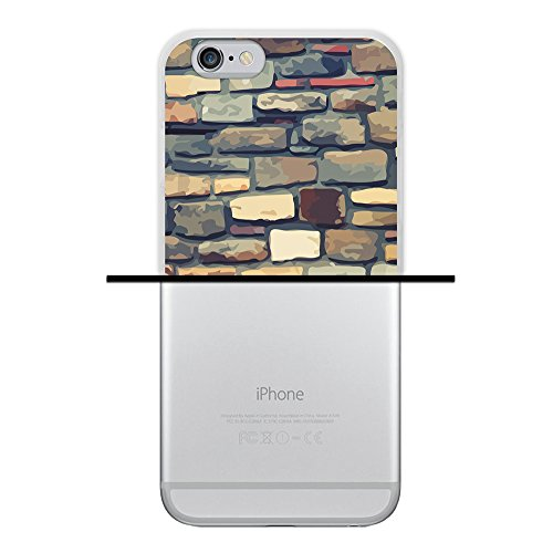 WoowCase Hülle Case für { iPhone 6 6S } Handy Cover Schutzhülle Alter Wald Housse Gel iPhone 6 6S Transparent D0121