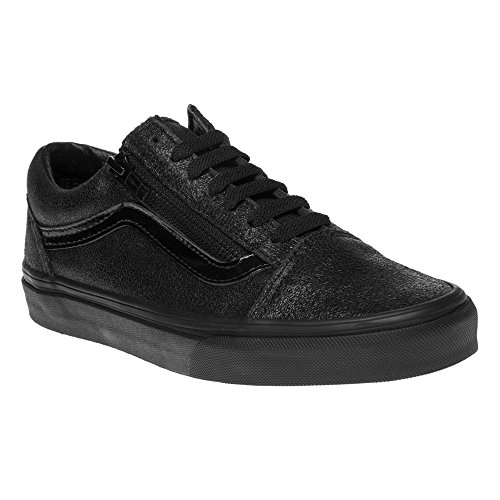 Vans Old Skool Zip, Sneakers basses mixte adulte Noir