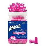 Mack's Dreamgirl Ohrstöpsel Rosa rose 50 Paar