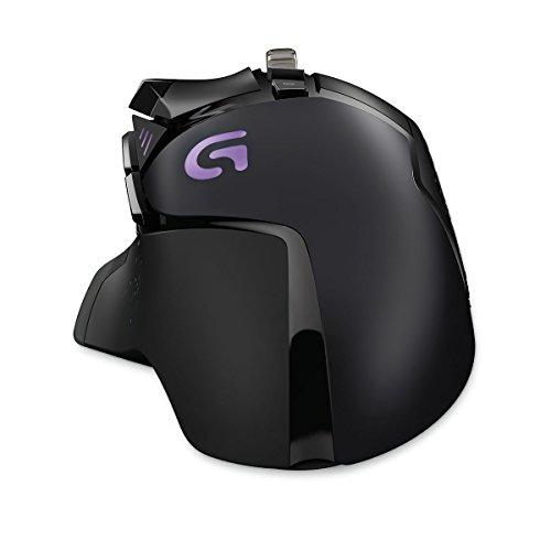 Logitech G502 Proteus Spectrum RGB Tunable Gaming Maus (mit 11programmierbaren Tasten) schwarz - 4
