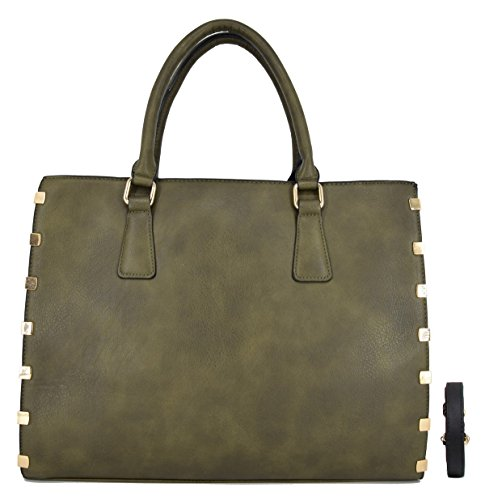 Large Size Shopper Handtasche All Tasche Crazychic Leder Xx0v7P