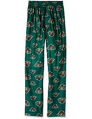Minnesota Wild Jeunesse Youth NHL Logo Pajama Pants