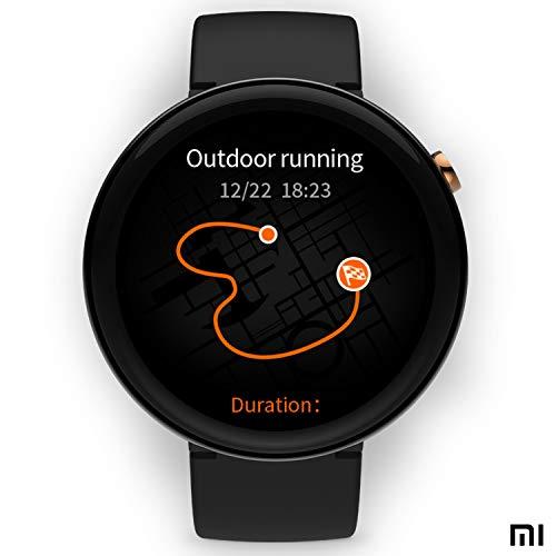 Amazfit Xiaomi Nexo Reloj Smartwatch Deportivo - 4G LTE (eSIM) - BioTracker PPG - GPS + GLONASS - Seguimiento