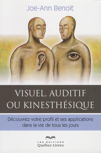 Visuel, auditif ou kinesthésique : Découvrez votre profil et ses applications dans la vie de tous les jours