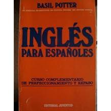 Ingles para españoles - curso complementario de perfeccionamiento