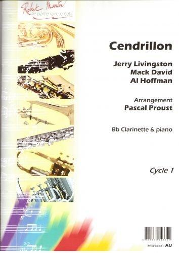 partitions-classique-robert-martin-livingstone-j-macl-d-hoffman-a-proust-p-cendrillon-walt-disney-cl