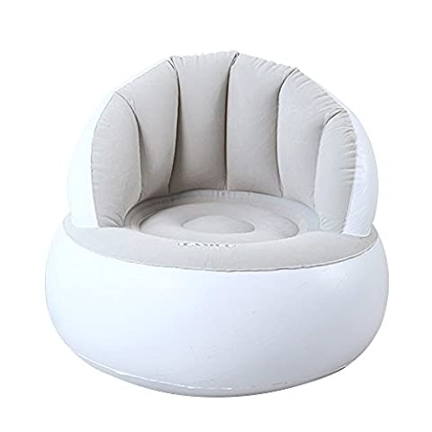 MOYUN Inflatable Empire Sofa Corner Living Room Neutral Sectional Chair