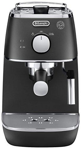 De'Longhi ECI 341.BK DISTINTA Espressomaschine mit Cappuccino-Aufschäumdüse