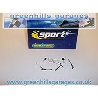 Greenhills Scalextric Accessory Pack Ferrari 330 P4 C2641 C2642 W9250 New G222