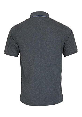 CASAMODA Herren T-Shirt 972630300 Grau (Anthrazit 756)